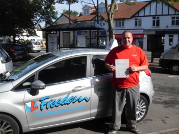 Richard taught both myself and my wife to drive, and we would both recommend him to anyone wanting to take driving lessons. He is very patient, friendly and helps you to relax and feel confident behind the wheel. His teaching skills and ability reflects in his feedback and pass success rate. We both passed first time and that is down to having such...